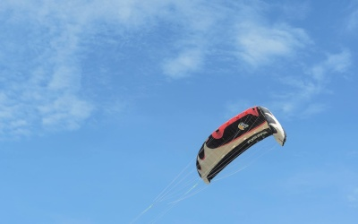 Kiteboarding Ilocos Sur Puro Beach Pinget Island Magsingal Philippines