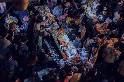 Baguio Night Market Street Food